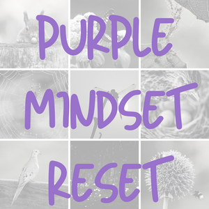 Six Week Purple Mindset Reset