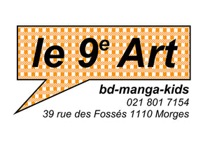 Le 9e Art: bd-manga-kids