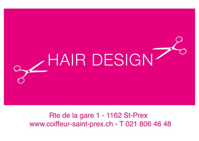 Coiffure Hair Design