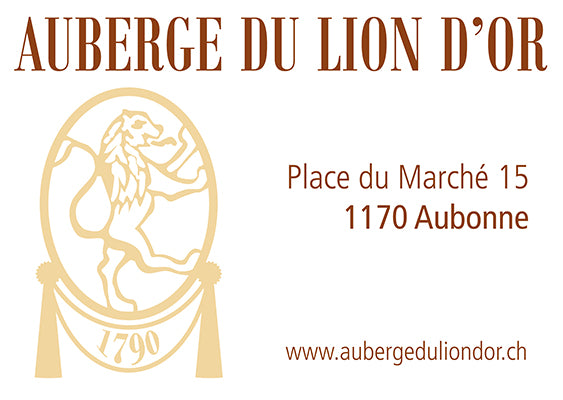Auberge du lion d'or