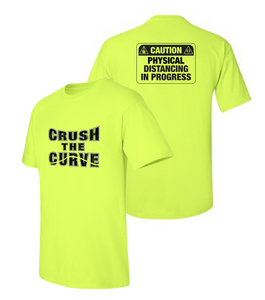 Crush the Curve T-Shirt