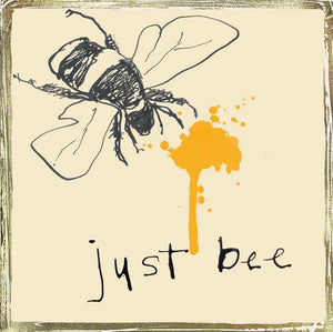 Poet and Painter -Just Bee!