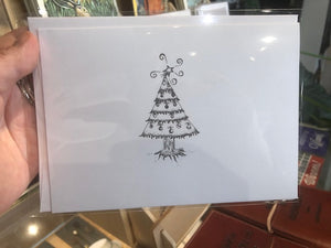 Mindy's Micro-doodles - Trimmed Tree2