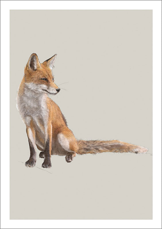The Art File - Red Fox