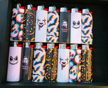 Load image into Gallery viewer, Spooky Lighters 🎃🖤