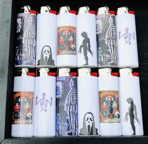 Spooky Lighters 🎃🖤