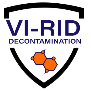 Vi-Rid Decontamination