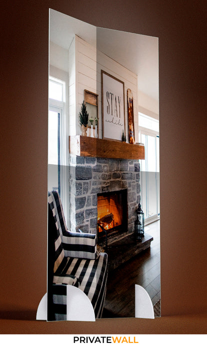 PrivateWall<br>Fireplace I