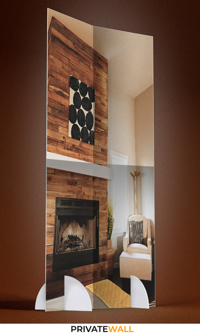 PrivateWall<br>Fireplace II