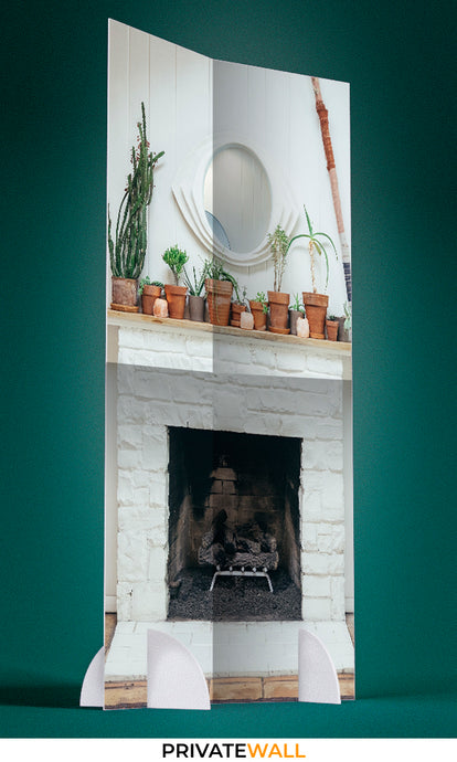 PrivateWall<br>Fireplace III