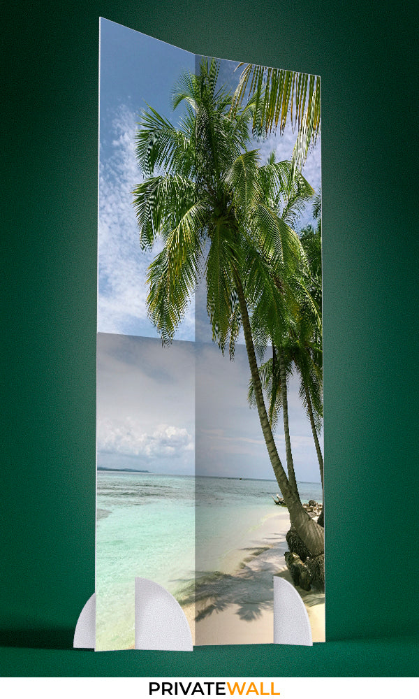 PrivateWall<br>Palm Leaves I