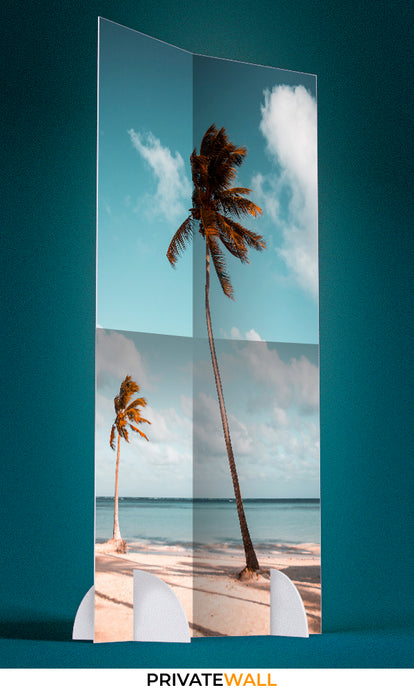 PrivateWall<br>Palm Leaves II
