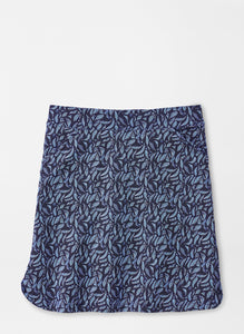 Palm Frond Performance Petal-Hem Skort