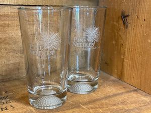 Pine Needles Ale Glass