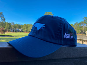 North Carolina State Outline Hat