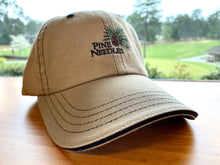 Load image into Gallery viewer, Pine Needles Contrast Cotton Cap