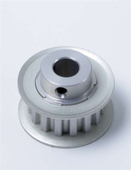 004962-01 PULLEY 5.08mm P, 15 GROOVE