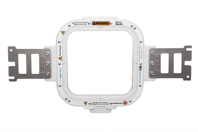 Mighty Hoop-Square 6.5""
