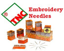 TNC Embroidery Needles (Box of 100)