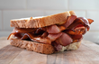 Bacon Sandwich on Bread of your choice