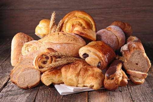 Pastries - Street Cafe St Albans