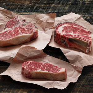 Snake River Farms Wagyu Box, kylvara, nötkött