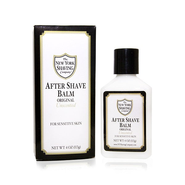 Original Unscented After Shave Balm - 4 oz