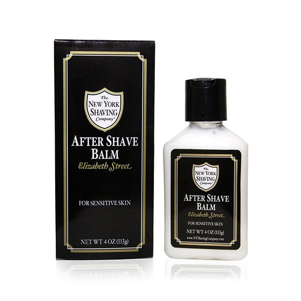 Elizabeth Street After Shave Balm - 4 oz