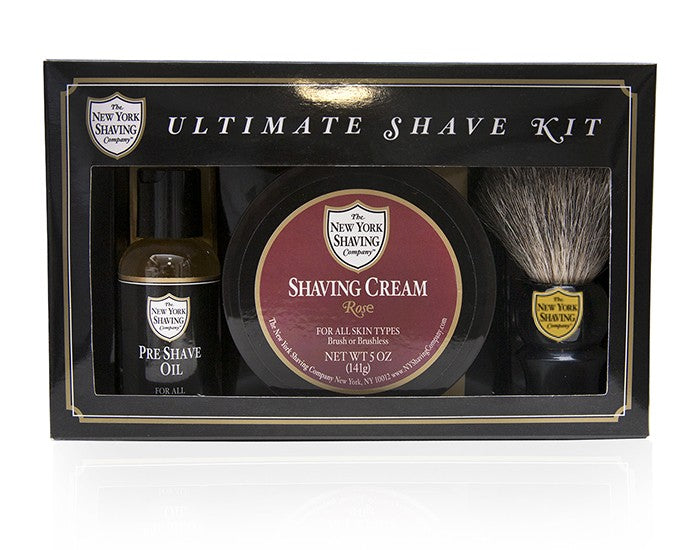 Rose Ultimate Shave Kit