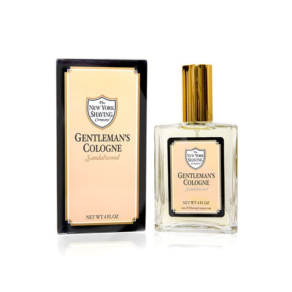 Sandalwood Cologne - 4 oz