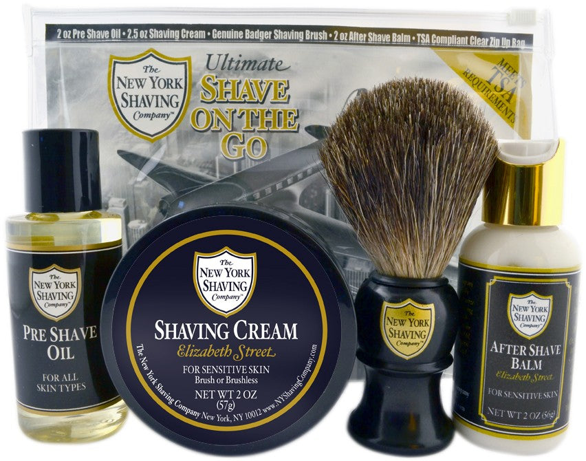 Elizabeth Street Ultimate Shave On The Go