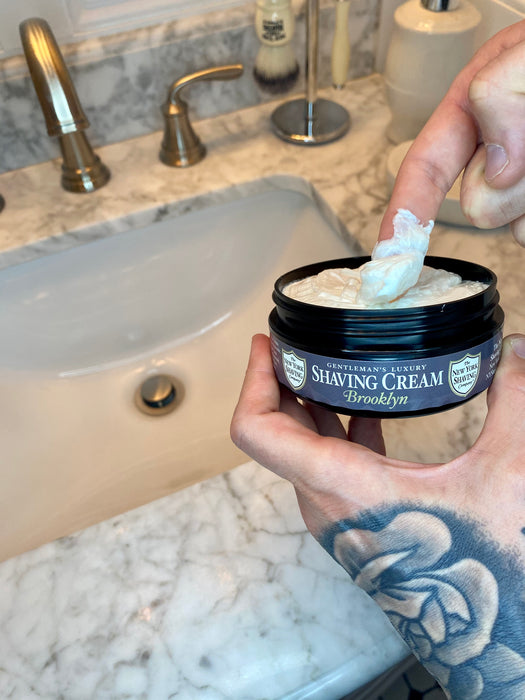 Brooklyn Shaving Cream - 5 oz.