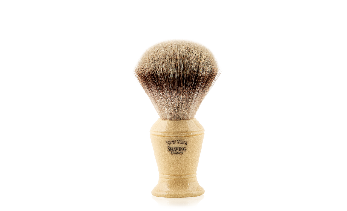 Ivory Silvertip Synthetic Brush