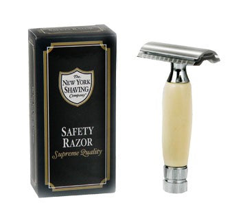 Ivory Stout Safety Razor