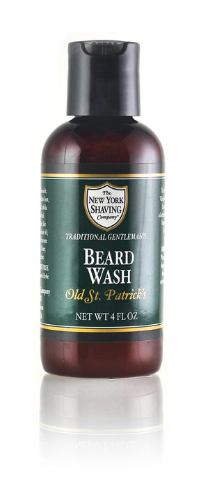 Old St. Patrick's Beard Wash - 4 oz