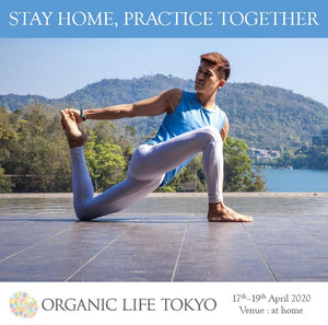 [Online] YIN YOGA FASCIA RELEASE by James' Wong 18th April, 15:00-16:00 (GMT+9)