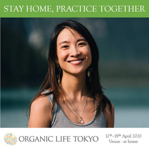 [Online] MINDFULNESS YOGA & MEDITATION by Janet Lau 17th April, 16:00-17:30 (GMT+9)