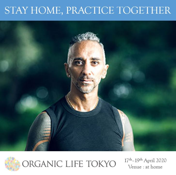 [Online] ASHTANGA YOGA PRIMARY LED by Kranti 18th April, 10:00-11:30 (GMT+9)