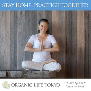 [Online] YOGA TO BALANCE ANXIETY by Rachel Zinman 18th April, 12:00-13:00 (GMT+9)