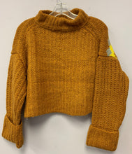 Load image into Gallery viewer, Alpine Pullover Bell Sleeve - CINNAMON