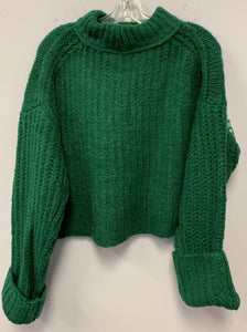 Alpine Pullover Bell Sleeve - SPEARMIN