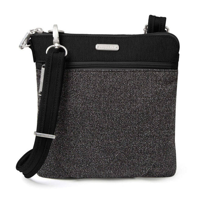 Antitheft Slim Crossbody - BLACK