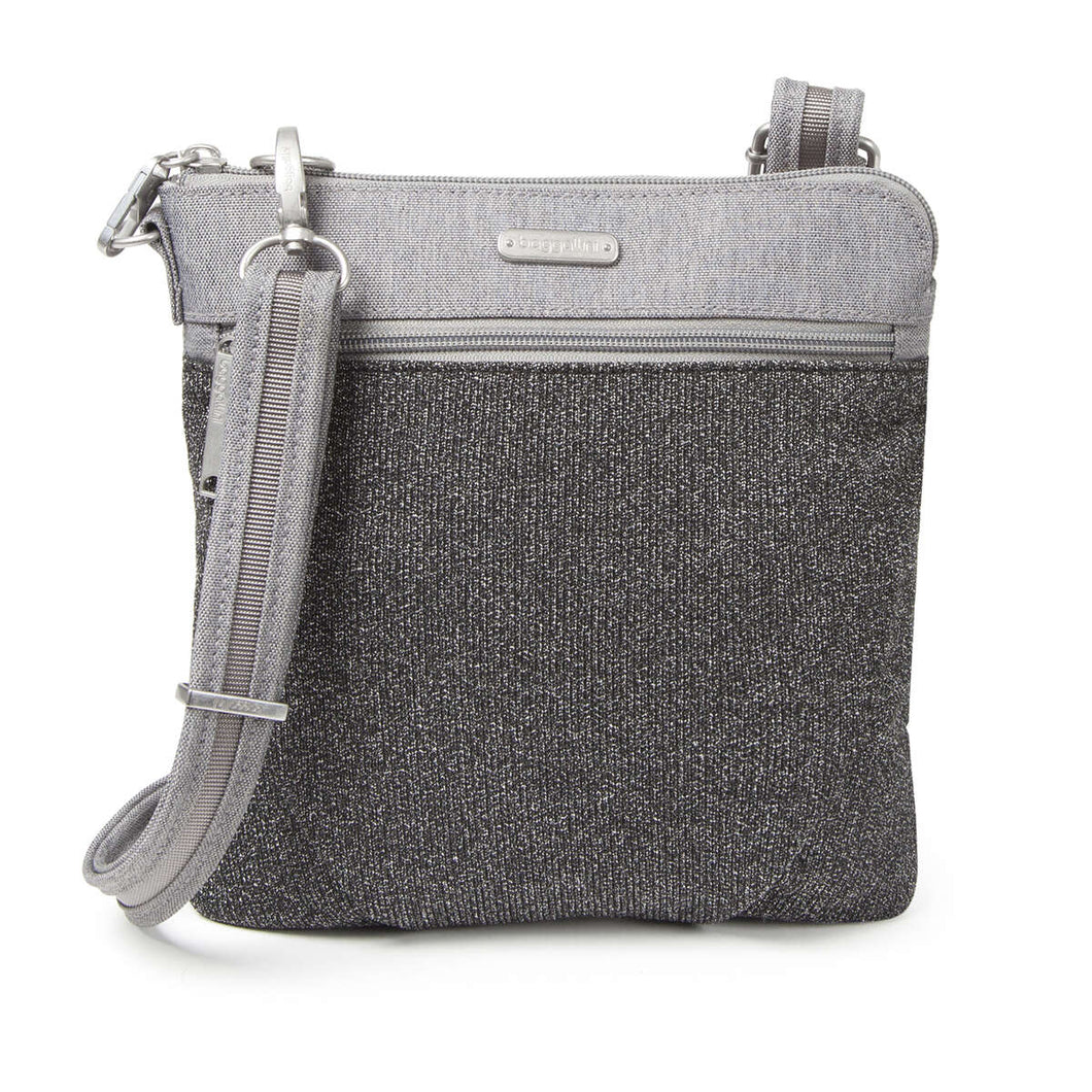 Antitheft Slim Crossbody - STONE