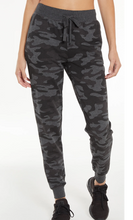 Load image into Gallery viewer, Camo Sweatpant - CHARCOAL