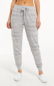 Camo Sweatpant - H GREY