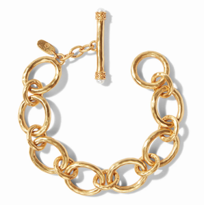 Catalina Small Link Bracelet - GOLD