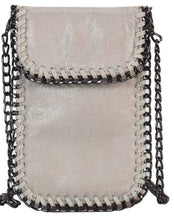 Load image into Gallery viewer, Chain Trim Crossbody - KHAKI