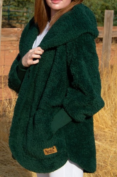 Cozy Wrap - EMERALD