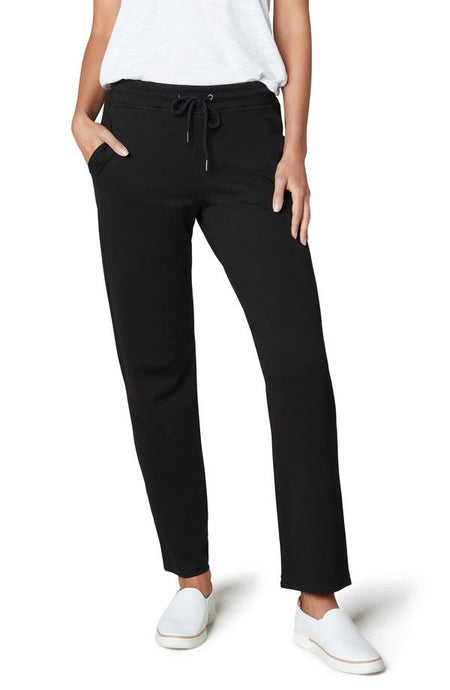 Drawstring Jogger Loungepant - BLACK