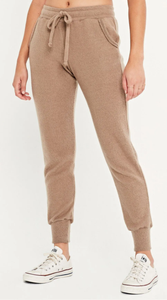 Easton Cozy Pant - HICKORY